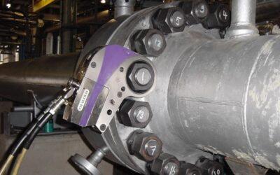 Llave de torque hidráulica